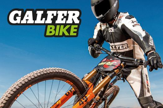 GALFER YOU RIDE WE BRAKE